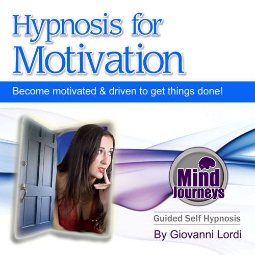Hypnosis for Motivation (MP3 or CD) Giovanni Lordi | Resonanz