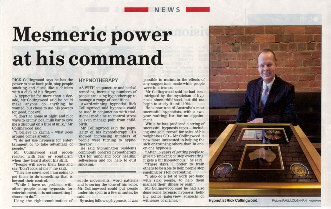 Stonnington Leader Article