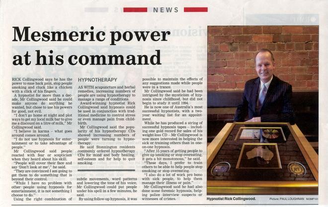 Stonnington Leader Article
