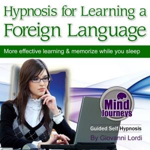 Language cd cover