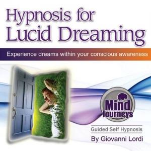 Lucid dreaming cd cover