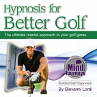 Golf cd cover