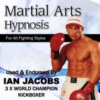 Martial arts cd cover