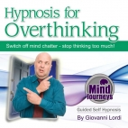 Overthinking cd cover
