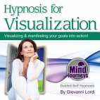 Visualization cd cover